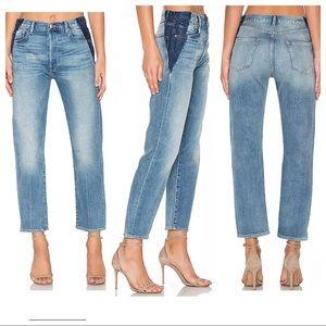 FRAME Le Original Gusset Boyfriend Jeans